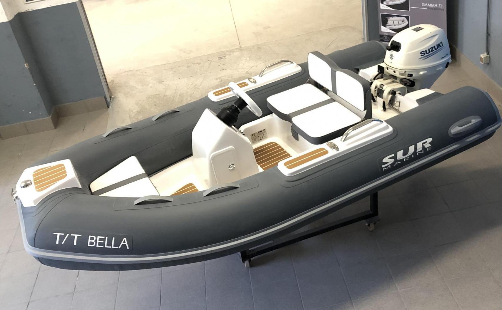 Surmarine Luxury Tender by navigation4you